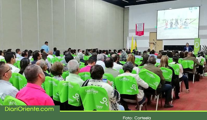 Photo of Se realizó en Rionegro el XI Encuentro regional de comerciantes y emprendedores del Oriente