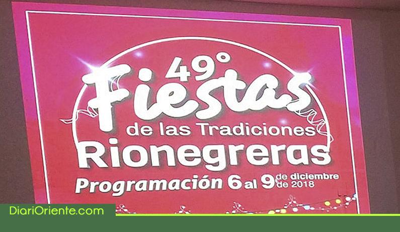 Photo of Lista la programación de las Fiestas de las Tradiciones Rionegreras 2018