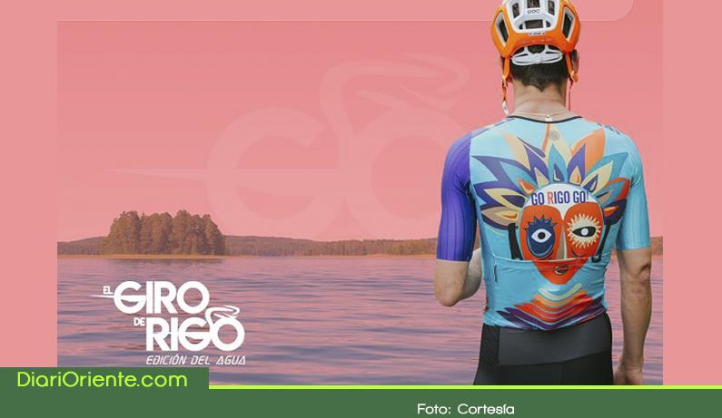 Photo of Todo listo para el Giro De Rigo este domingo entre Guatapé, San Rafael y San Carlos.