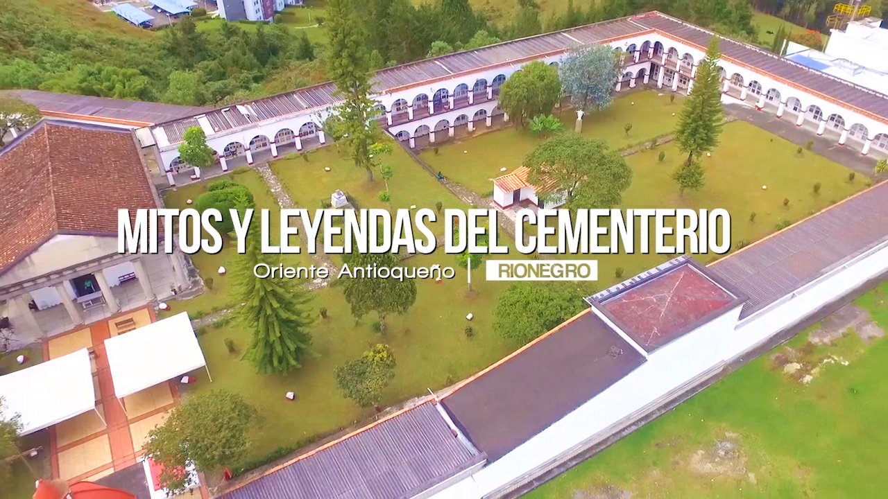 Photo of Mitos y leyendas del cementerio de Rionegro