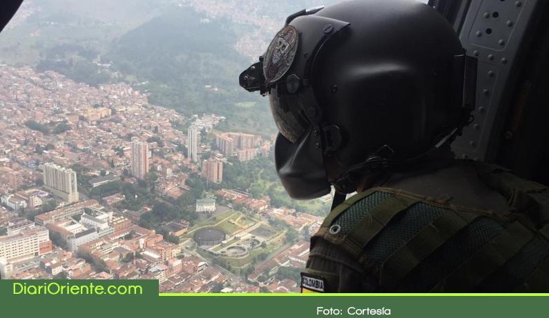 Photo of Desde el aire fortalecen seguridad en el Plan Éxodo de este fin de año