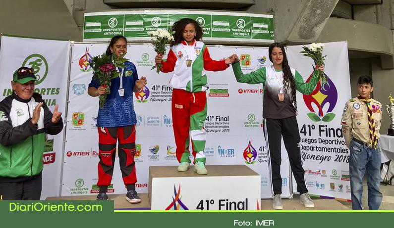 Photo of Así van los Juegos Departamentales, Medellín lidera el medallero