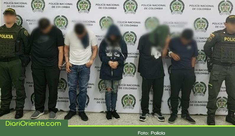 Photo of Cae banda «Los Rolos» que robaba fincas en el Oriente Antioqueño