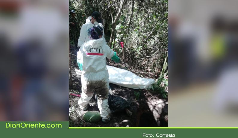 Photo of Hallan muerto a hombre desaparecido en Rionegro