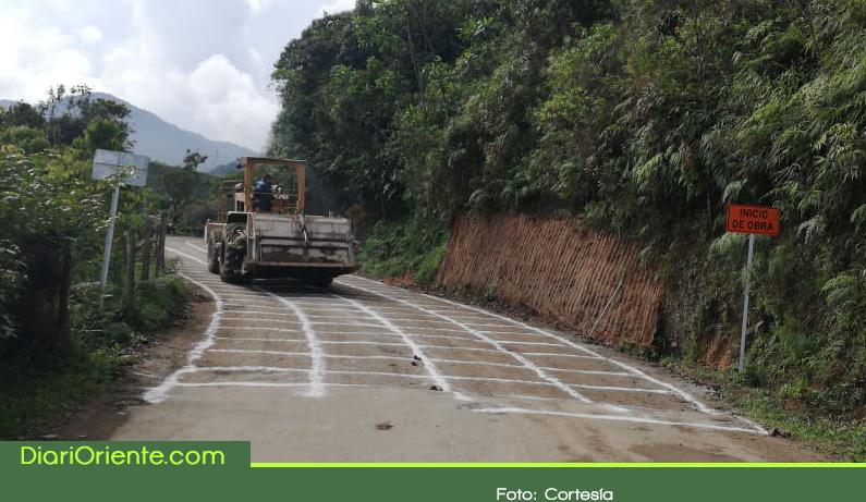 Photo of Avanza pavimentación de la vía Concepción – Alejandría