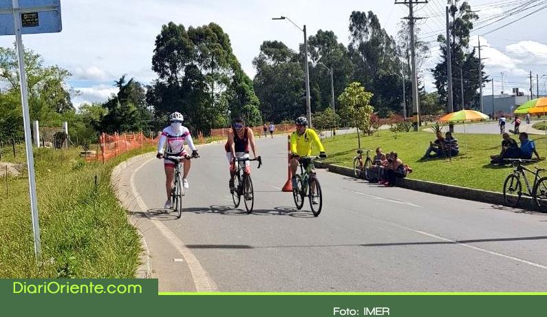 Photo of Aumentan kilómetros de la ciclovía dominical de Rionegro