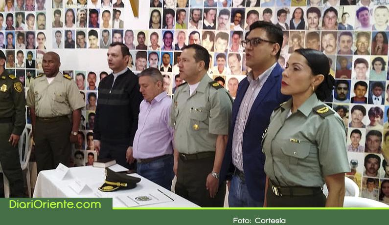 Photo of En Granada rindieron homenaje a policías victimas de la toma guerrillera del 2000