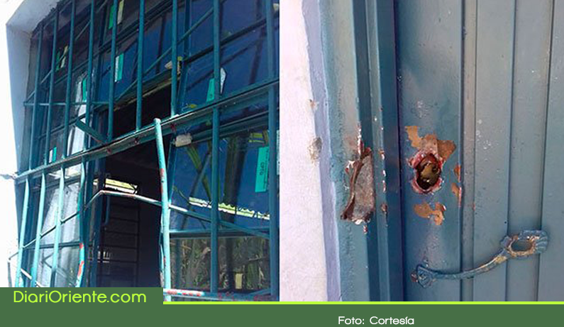Photo of Continúan los robos a escuelas del Oriente, esta vez en San Luis
