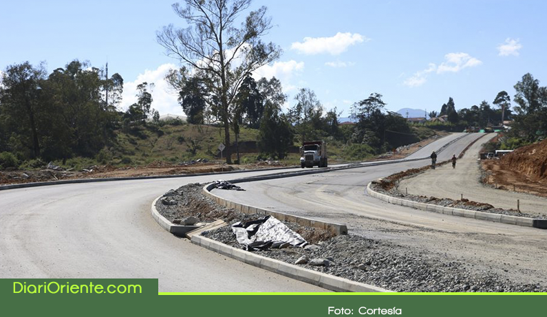 Photo of Así va la construcción de la transversal que conectará a San Antonio con El Porvenir