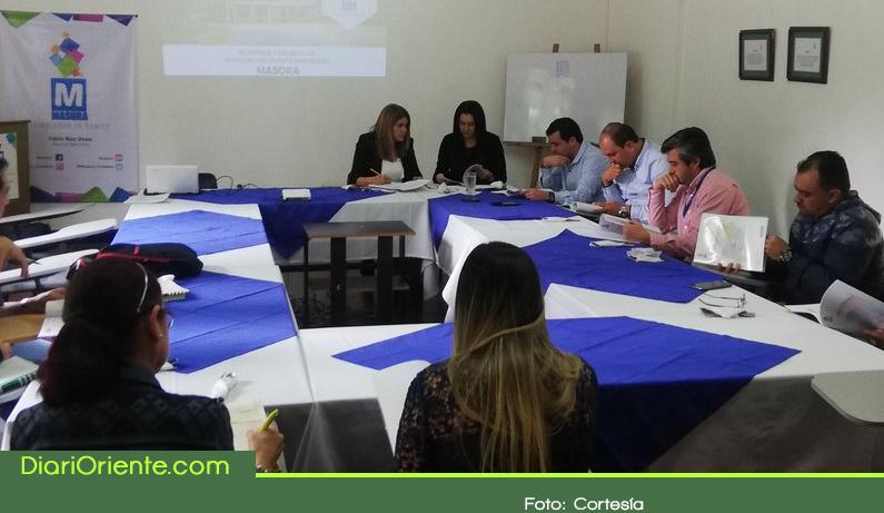 Photo of Alcaldes del Oriente se reunieron para analizar la implementación del sistema Sonrío