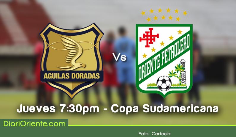 Photo of Hoy Copa Sudamericana en el Alberto Grisales, Rionegro vs Oriente Petrolero