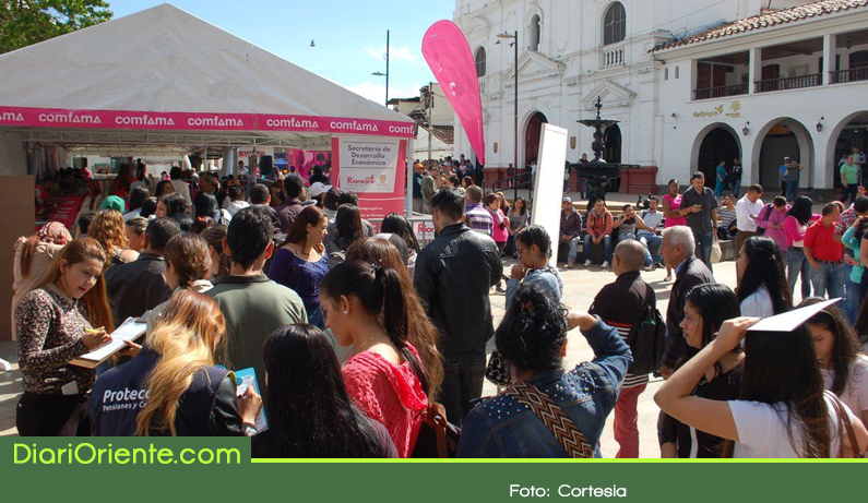 Photo of Este viernes gran feria de empleo en Rionegro