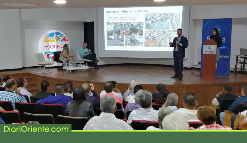 Photo of Rionegro entró a hacer parte de las 18 ciudades sostenibles y competitivas en Colombia