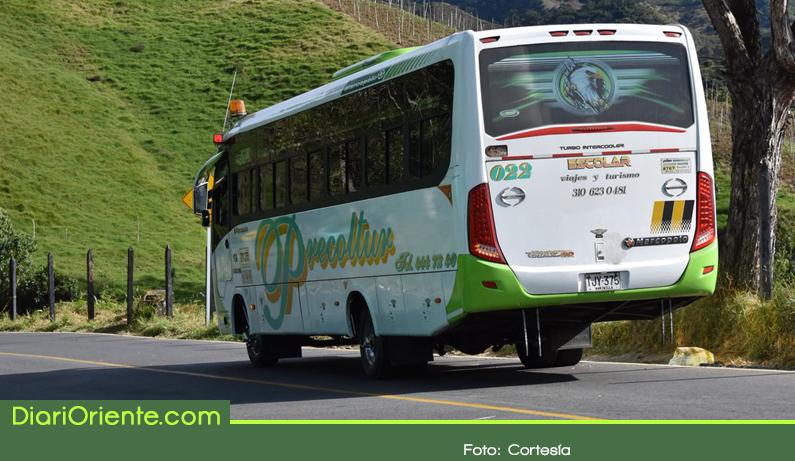 Photo of Más de 200 niños en Sonsón ya cuentan con transporte escolar gratuito