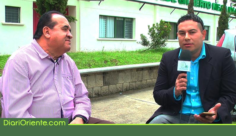 Photo of Entrevista con Humberto Tejada, precandidato a la Alcaldía de Rionegro
