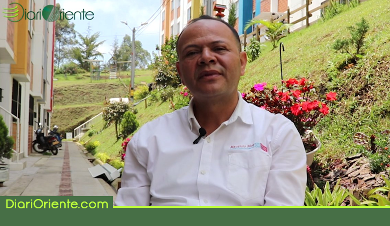 Photo of Entrevista con Mauricio Ríos, líder comunitario de Rionegro
