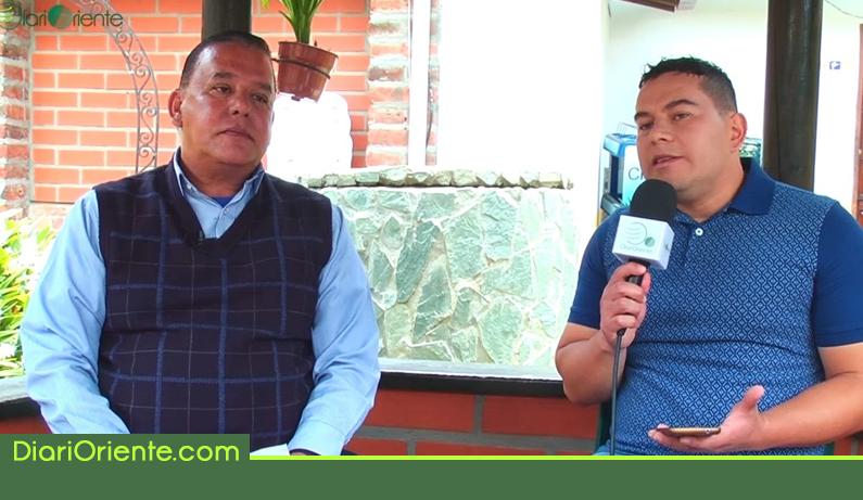 Photo of Entrevista al concejal Omar Monroy del partido conservador
