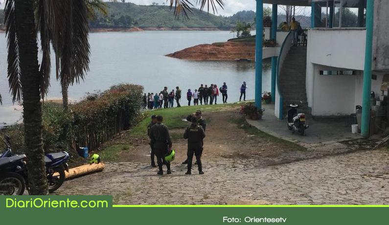 Photo of Por poco termina en tragedia el desalojo de la Finca La Manuela en El Peñol