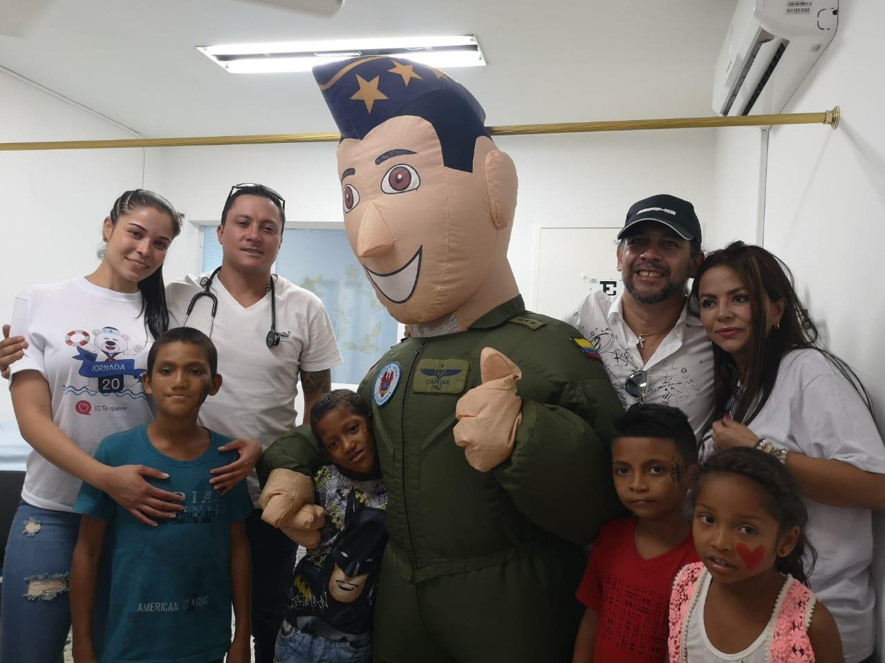 Photo of 48 niños de la región del Bajo Cauca y de Medellín fueron beneficiados con la jornada quirúrgica gratuita IQ Te Quiere.