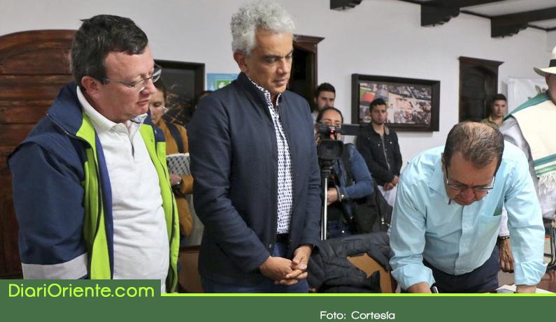 Photo of Emprendimientos sostenibles, estrategia para proteger el Páramo de Sonsón
