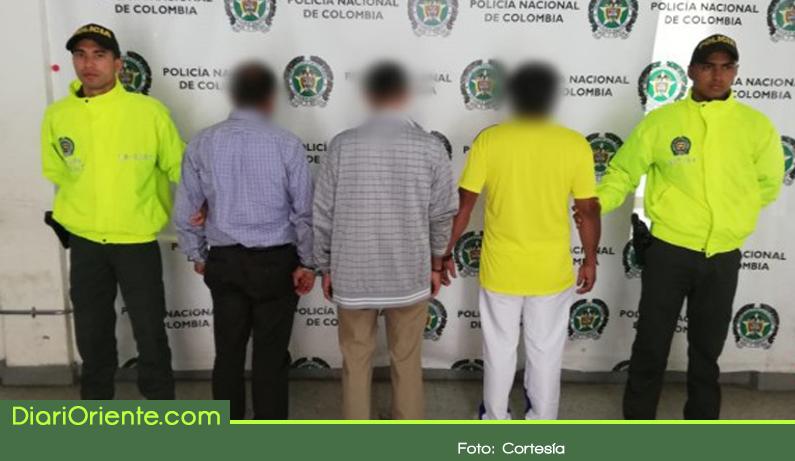 Photo of Capturas en Rionegro, El Carmen y Sonsón, por abusos sexuales sobre menores