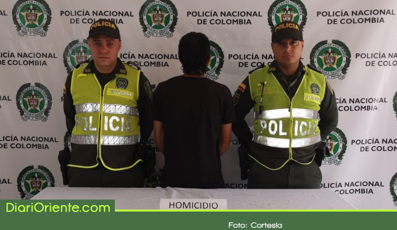Photo of Capturan a presunto asesino de un hombre en La Ceja