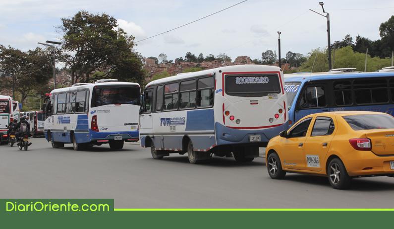 Photo of Información frente al servicio de transporte Rionegro – Medellín – Rionegro