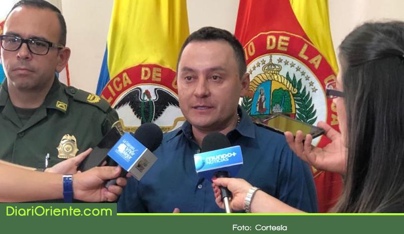Photo of «No vamos a permitir grupos delincuenciales en La Ceja» Elkin Ospina