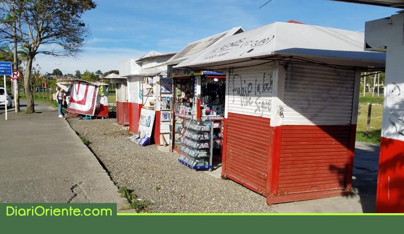 Photo of Comerciantes de Rionegro se quejan por consumo excesivo de droga