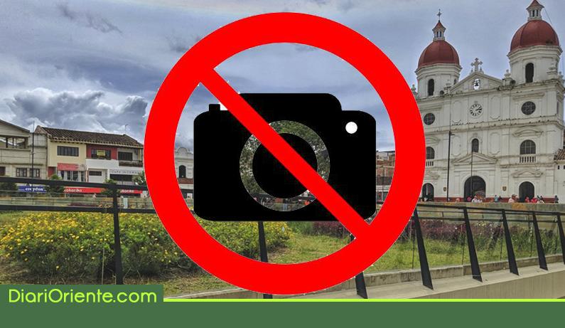 Photo of ¿Esta prohibido tomar fotos en la Plaza de la Libertad de Rionegro?