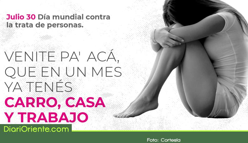 Photo of Antioquia dice NO a la trata de personas