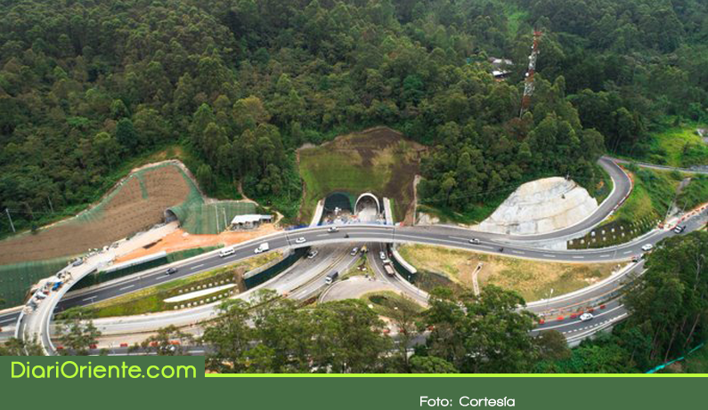 Photo of El Túnel de Oriente está listo para ser inaugurado