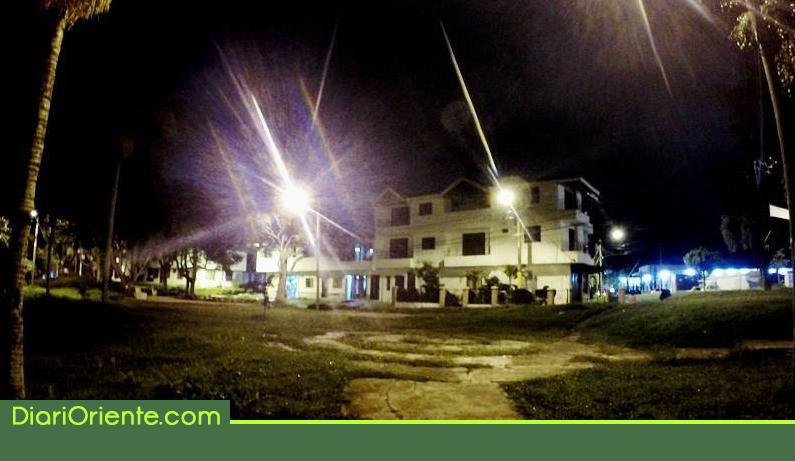 Photo of En Rionegro, cambiarán sus luminarias por tecnología LED