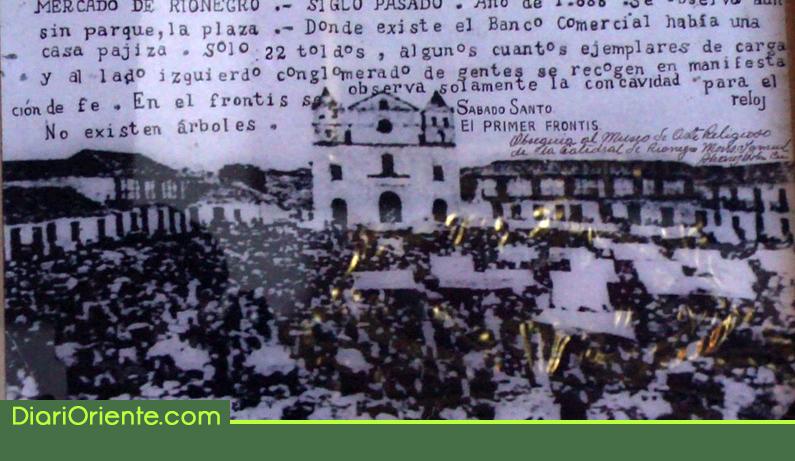Photo of 350 años de la Parroquia de San Nicolás en Rionegro
