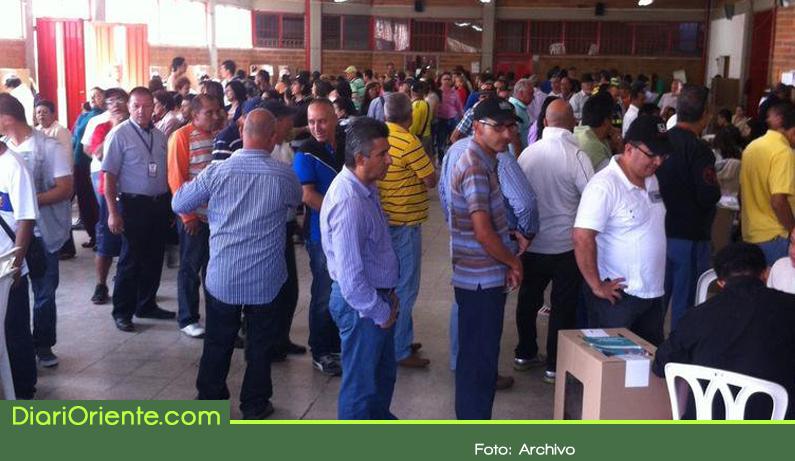 Photo of Municipios del Oriente Antioqueño en riesgo por actos de violencia y fraude electoral