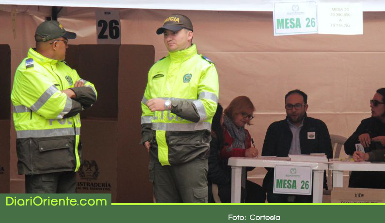 Photo of Gobierno anunció las medidas de seguridad para las elecciones de este 27 de octubre
