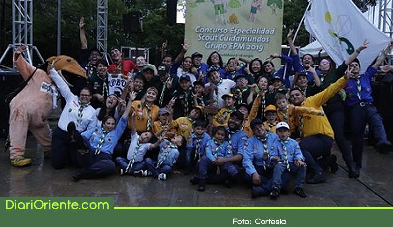 Photo of Grupo Scout de San Vicente ganó Concurso Especialidad Scout Cuidamundos