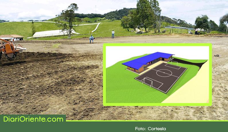 Photo of Con una inversión de 10 mil millones de pesos se construye unidad deportiva y cultural en La Unión