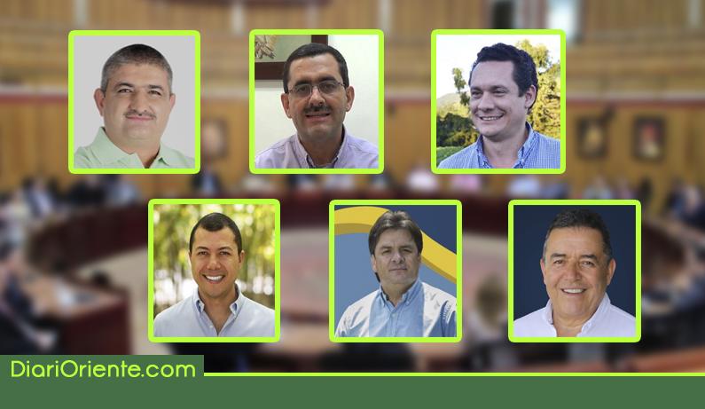 Photo of Conozca los seis diputados del Oriente que llegaron a la Asamblea de Antioquia
