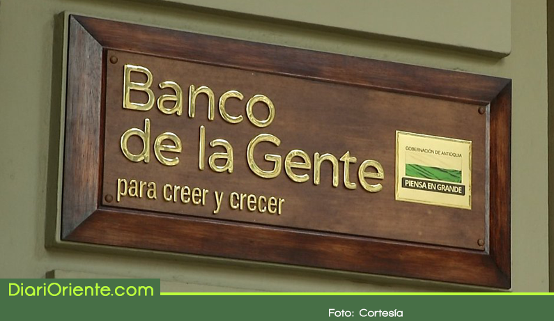 Photo of Con recursos por $36 mil millones abre sus puertas oficialmente el Banco de la Gente