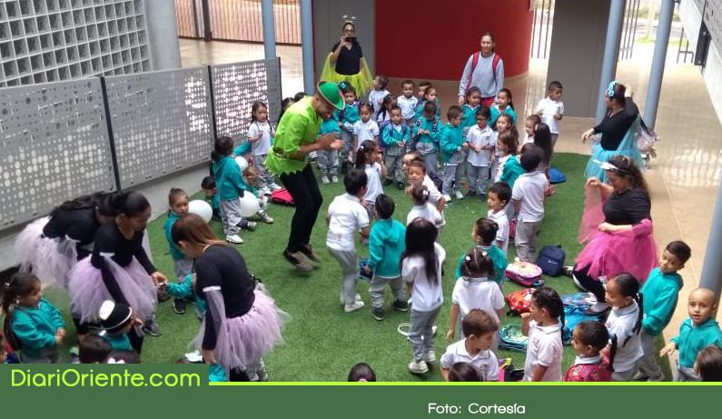 Photo of Disponibles cupos en Centro de Desarrollo Infantil de Rionegro