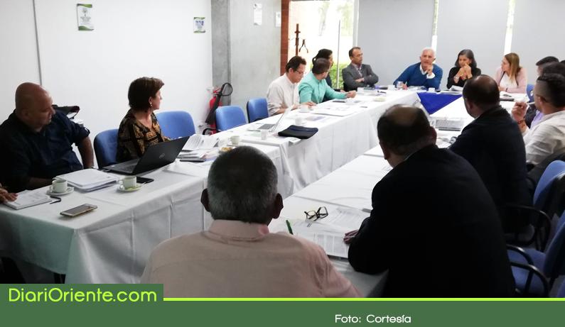 Photo of Se realizó encuentro de Concejales en Cocorná