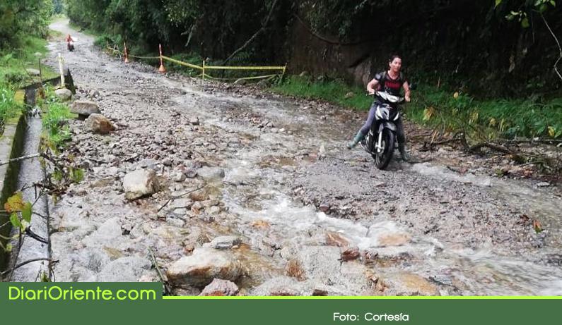 Photo of Piden completar pavimentación de vía Sonsón – Nariño