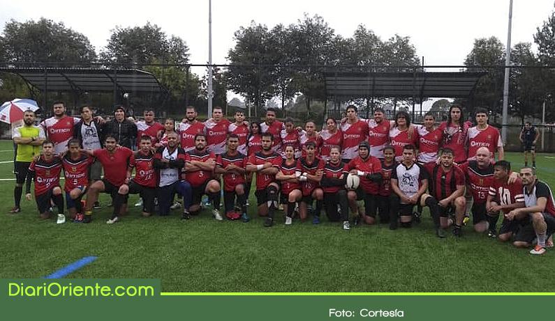 Photo of Rugby, un deporte que se abre camino en el Oriente Antioqueño