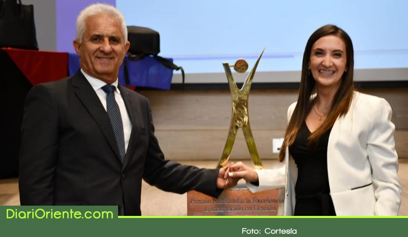 Photo of Cámara de Comercio del Oriente recibió premio Premio Nacional a la Excelencia y la Innovación en Gestión