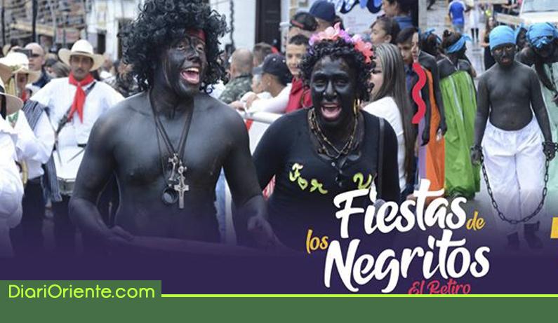 Photo of Este jueves inician las Fiestas De Los Negritos en el municipio de El Retiro