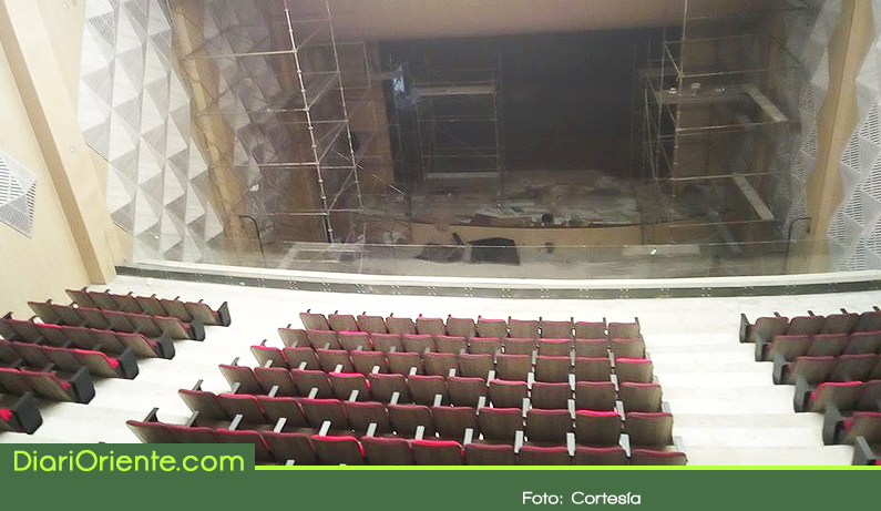Photo of Este viernes se inaugura en Marinilla el teatro más grande del Oriente Antioqueño