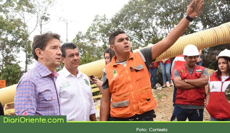 Photo of Gobernador entregó obras por más de $ 7.300 millones en el municipio de San Luis
