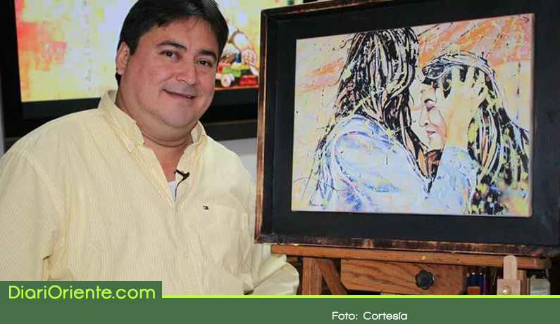 Photo of Artista rionegrero representará al país en el International Artist Competition