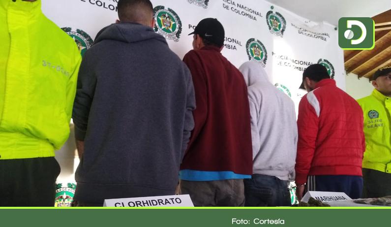 Photo of Nuevo golpe a la banda delincuencial 'Los Pamplona' en Rionegro